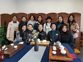 重庆市畜牧技术推广总站工会开展女职工素质提升活动