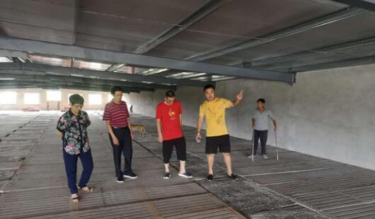 康雷站长到垫江县调研生猪产业