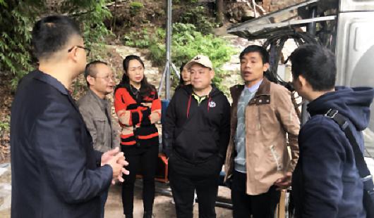 重庆市生猪产业技术体系创新团队到铜梁区开展畜禽养殖污水处理模式考察调研